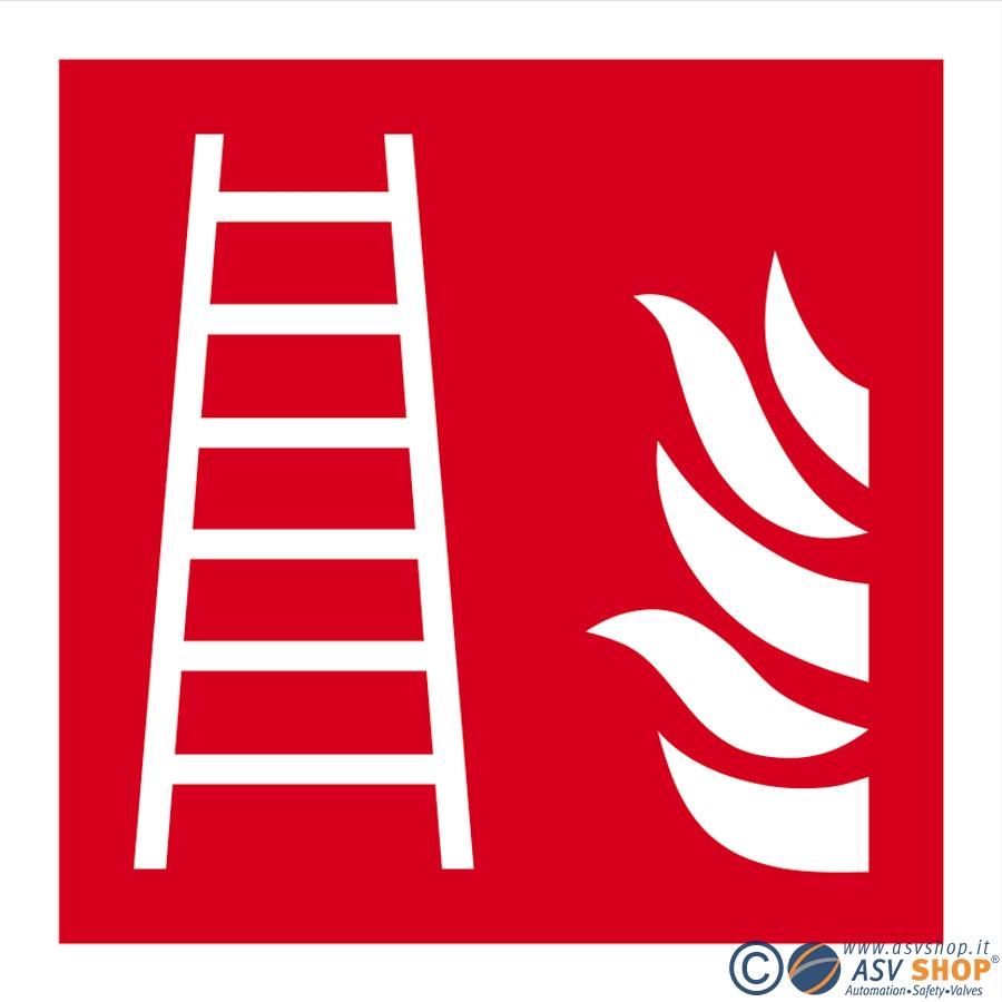 Simbolo scala a pioli