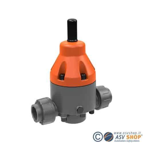 DMV-755 Riduttore di pressione in PVC