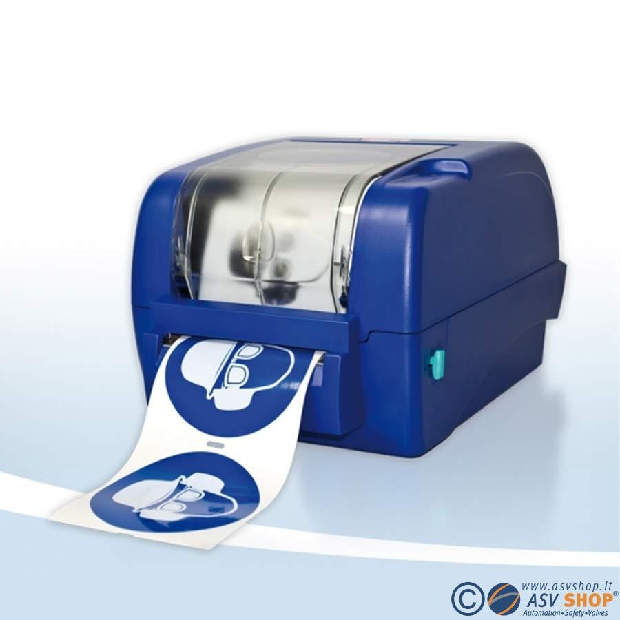 Stampante per simboli di sicurezza
