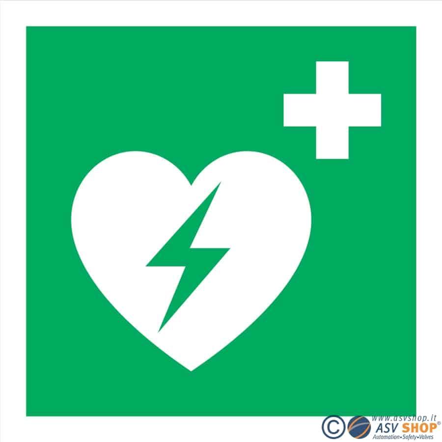 Defibrillatore automatico esterno DAE