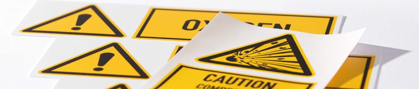 Simbologia di pericolo