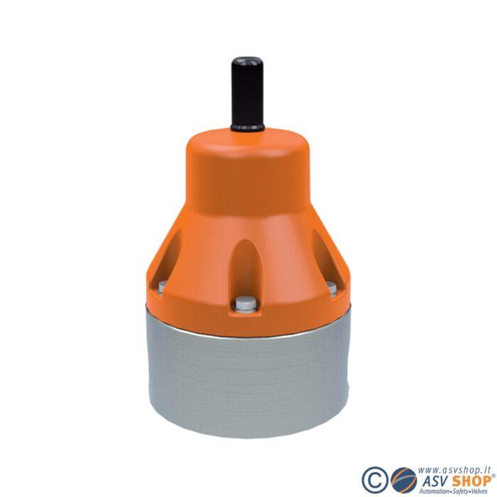 Valvole di sfioro in acciaio inox DHV 718