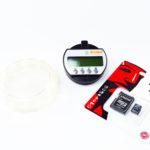 Display per sensori di pressione e temperatura