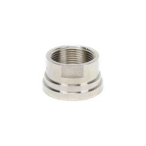 collarino in acciaio per flussimetri