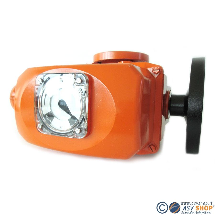Attuatori elettrici per valvole