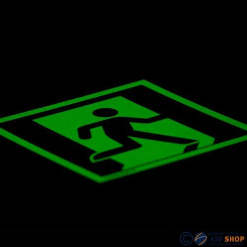 Simboli IMO life saving adesivi fotoluminescenti