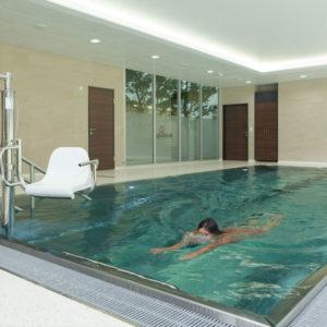piscina riabilitativa e piscina terapeutica