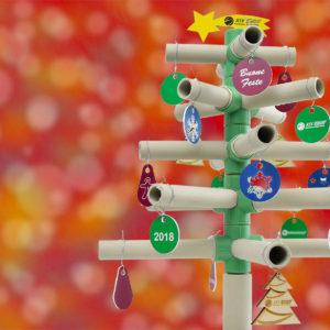 albero di natale asvshop