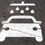 simbolo autolavaggio