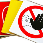 segnaletica di sicurezza obbligo