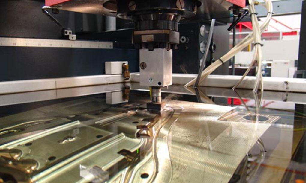 impianto Electrical discharge machine