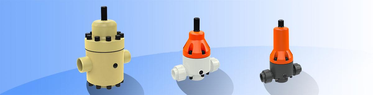 riduttori di pressione DHV755