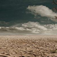terra in fase di desertificazione