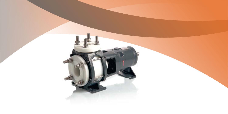 pompe centrifughe orizzontali in plastica