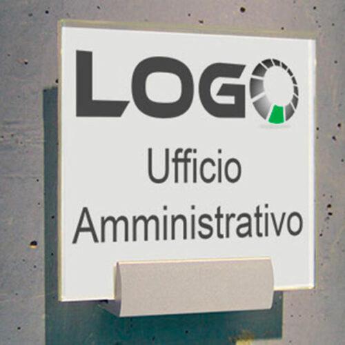 Segnaletica interna per uffici, hotel, ospedali, RSA e Accessori
