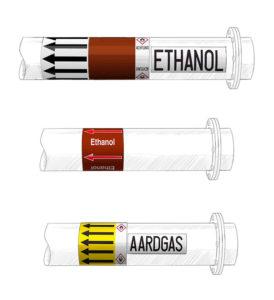 etichettatura impianti