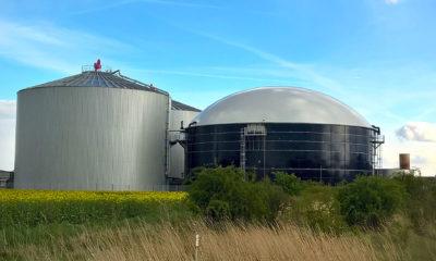desolforazione del biogas