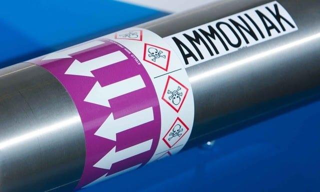foto etichette tubi